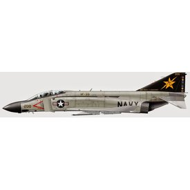 Air Commander Heavy Metal Collection F4J Phantom II VF33 CAG AG-200 155532 IKE 1:72