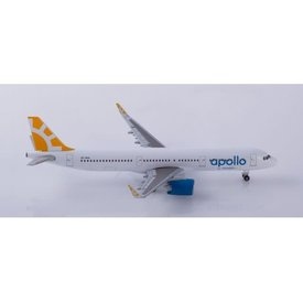 Herpa A321neo Novair apollo 1:500