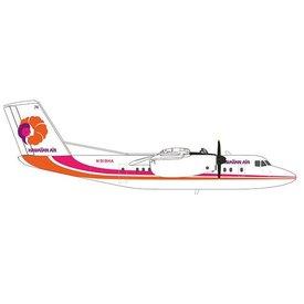Herpa dash7 Hawaiian Air N919HA 1:200