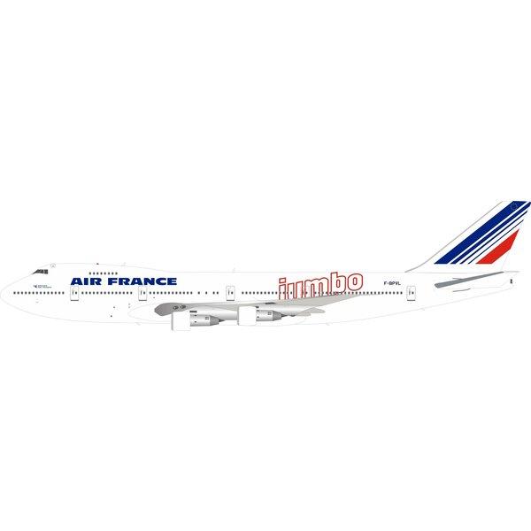 InFlight B747-100 Air France Jumbo F-BPVL 1:200