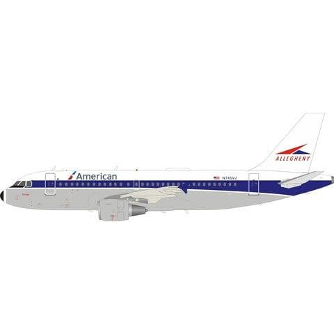 A319 American Airlines Allegheny Retro N749VJ 1:200