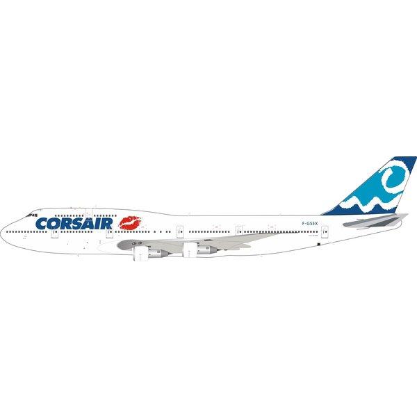 InFlight B747-300 Corsair F-GSEX 1:200 +NSI+