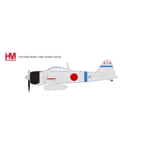A6M2 Zero 12 Kokutai 3-116 Saburo Sakai 1940 1:48