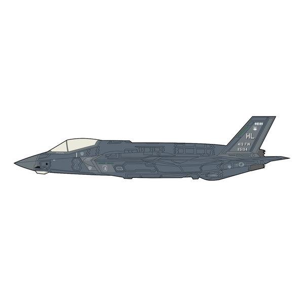 Hobby Master F35A Lightning II Diamondbacks 419FW HL 1:72