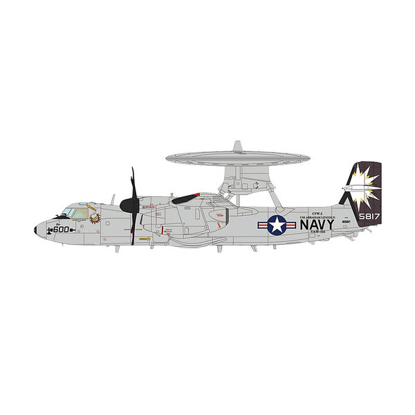 Hobby Master E2C Hawkeye VAW116 Sun Kings 600 May 2007 1:72