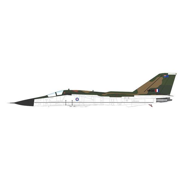 Hobby Master F111C Aardvark RAAF white bottom A8-132 1:72