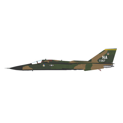 F111A Aardvark 429TFS 474TFW NA Thailand 1:72