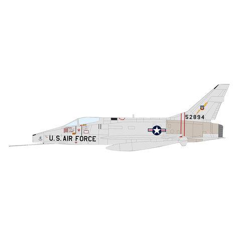 F100D Super Sabre 416TFS 52894 Da Nang 1965 1:72