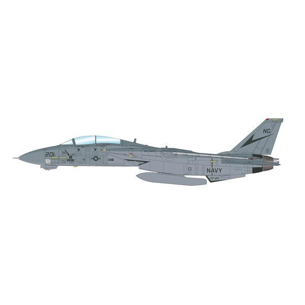 Hobby Master F14B Tomcat VF24 Fighting Renegades NG-201 1:72