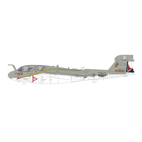 EA6B Prowler VAQ134 AJ-502 Farewell 2015 1:72