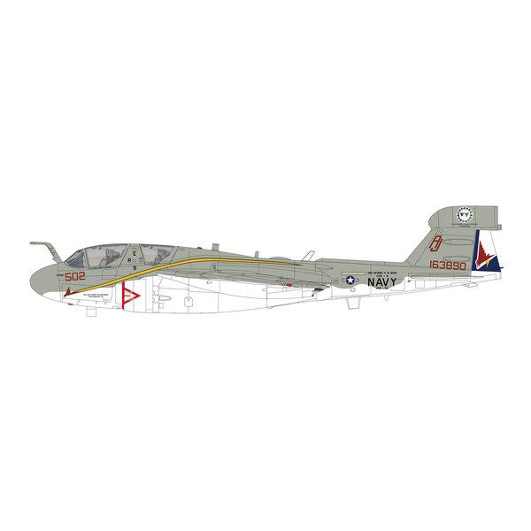Hobby Master EA6B Prowler VAQ134 AJ-502 Farewell 2015 1:72
