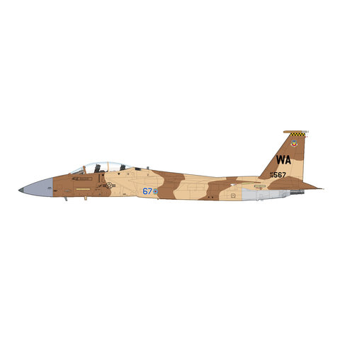 F15D Eagle 65th AGRS 57th Wing BLUE67 1:72
