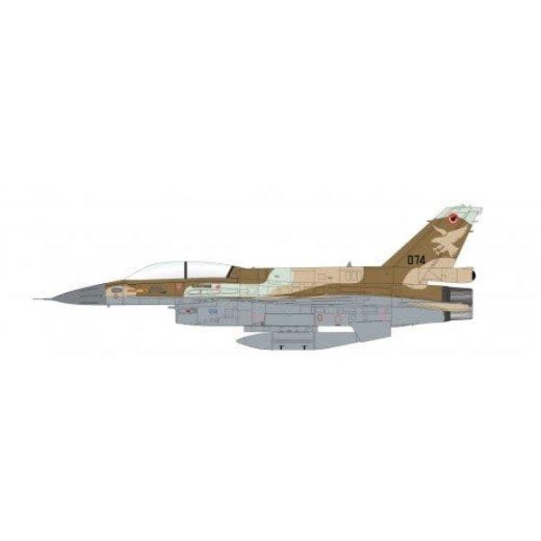 Hobby Master F16D Barak 109 Squadron Israeli AF 874 2006 1:72