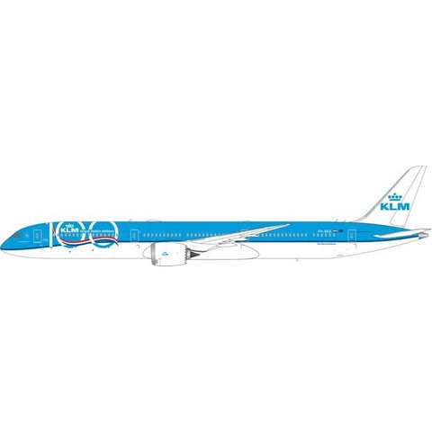 B787-10 Dreamliner KLM 100th Anniv.PH-BKA 1:400