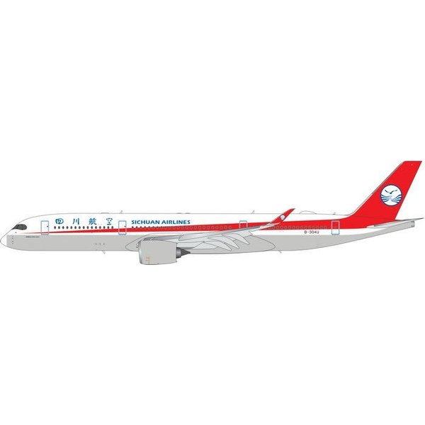 Phoenix A350-900 Sichuan Airlines Panda B-306N 1:400