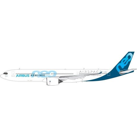 A330-900neo Airbus House Airspace F-WTTE 1:400