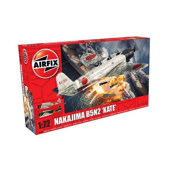 Airfix B5N2 KATE NAKAJIMA B5N2 1:72 SCALE KIT