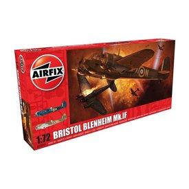 Airfix BRISTOL BLENHEIM MK.IF 1:72 SCALE KIT