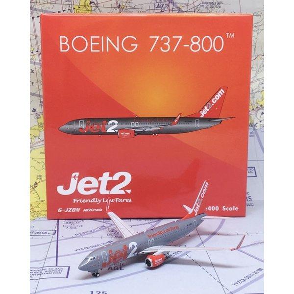 Phoenix B737-800W Jet2 Airways G-JZBN 1:400