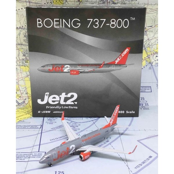 Phoenix B737-800W Jet2 Airways G-JZBM 1:400