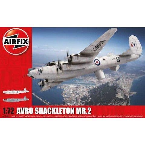 AVRO SHACKLETON MR2 1:72 SCALE KIT