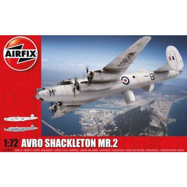 Airfix AVRO SHACKLETON MR2 1:72 SCALE KIT