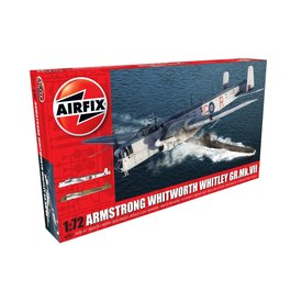 Airfix ARMSTRONG WHITWORTH WHITLEY MKVII 1:72 SCALE KIT