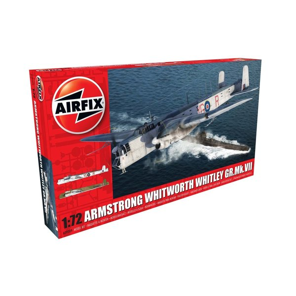 Airfix Whitley Gr.Mk VII  1:72 *Discontinued*