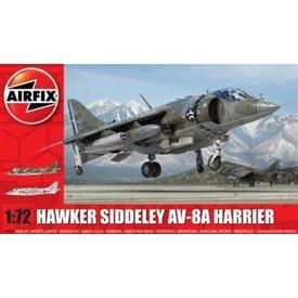 Airfix AV-8A HARRIER 1:72 SCALE KIT