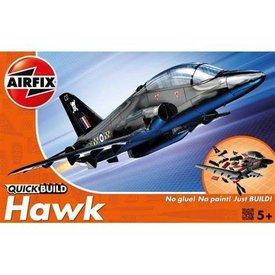 Airfix BAE HAWK QUICK BUILD Snap together model