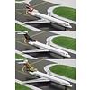 B727-200 British Airways Set 3 x special tails 1:400++SALE++