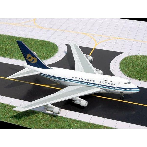Gemini Jets B747SP Mandarin B-1862 1:400 +NSI+