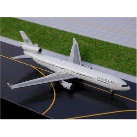 Gemini Jets MD11 World Airways NC N277WA 1:400++SALE++