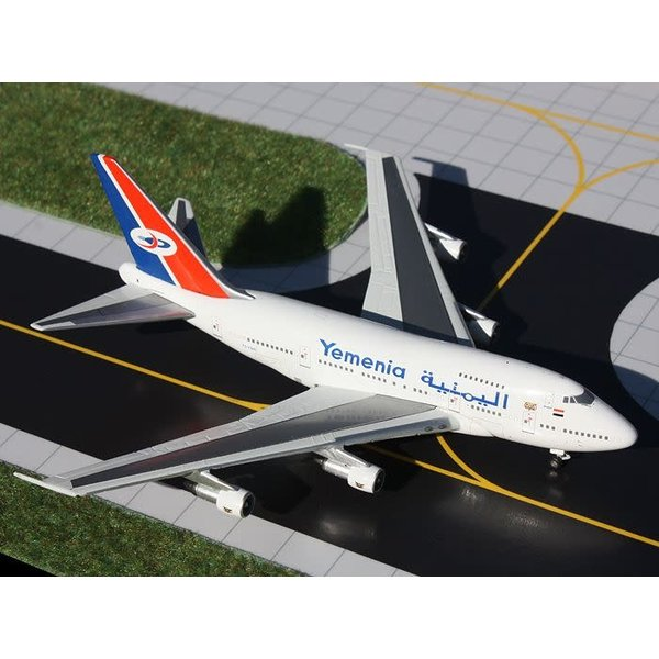 Gemini Jets B747SP Yemenia 70-YMN 1:400