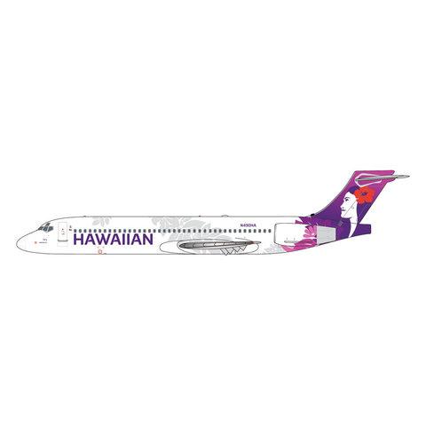 B717 Hawaiian new livery N490HA 1:400 (5th)