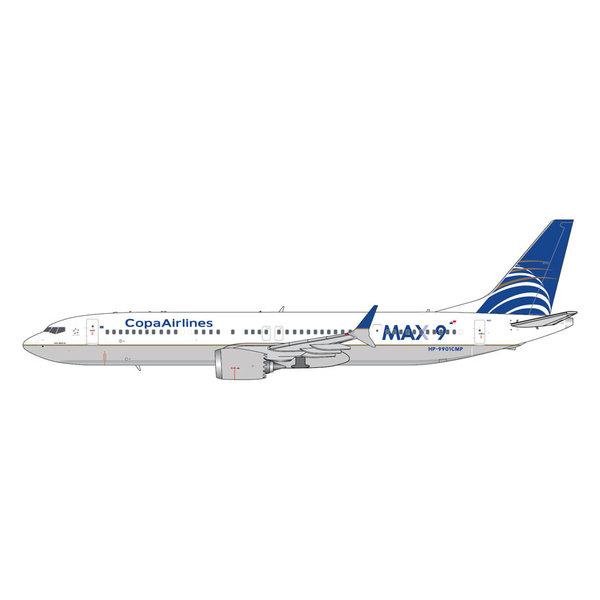 Gemini Jets B737-9 MAX Copa HP-9901CMP 1:400