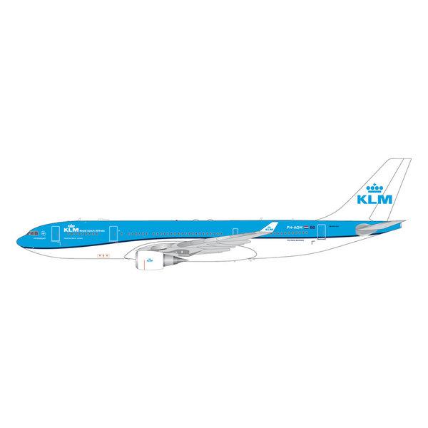 Gemini Jets A330-200 KLM 2014 livery PH-AOM 1:200