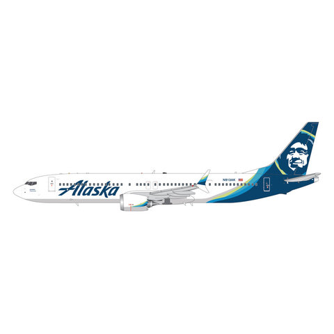 B737-9 MAX Alaska 2015 livery N913AK 1:200
