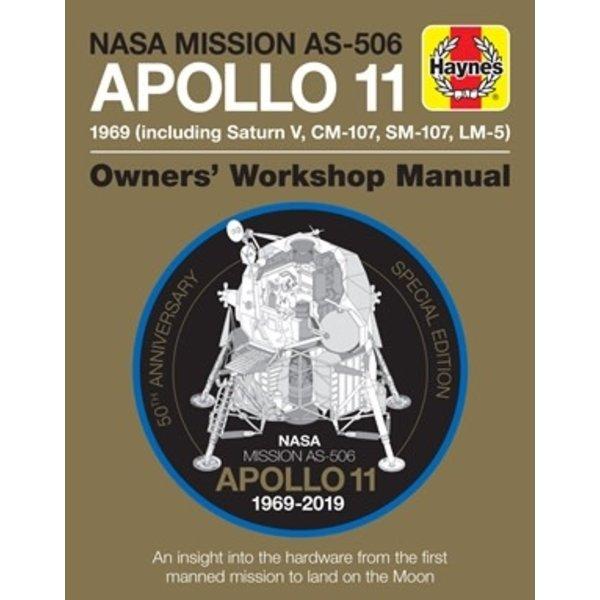 Haynes Publishing Apollo 11: Owner's Workshop Manual 50th Ann.HC