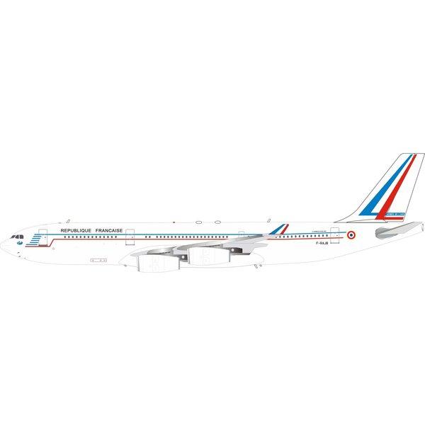 InFlight A340-200 French AF Armee de l'Air F-RAJB 1:200 +Preorder+