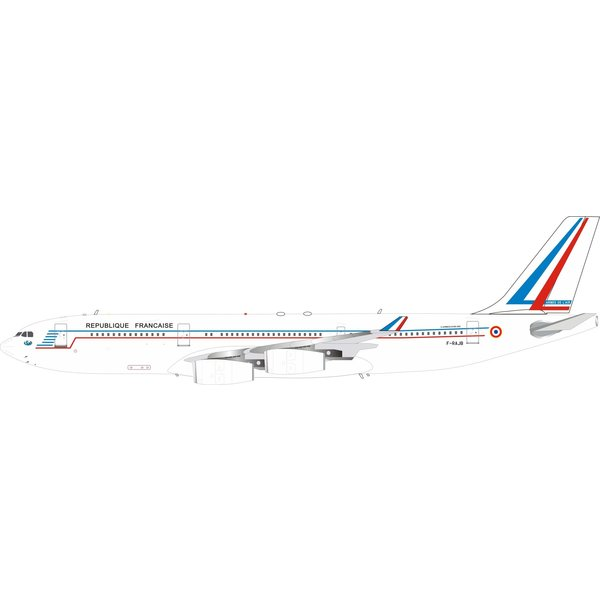 InFlight A340-200 French AF Armee de l'Air F-RAJB 1:200