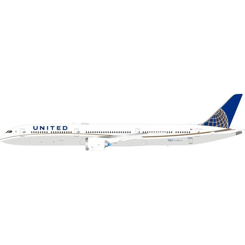 B787-10 Dreamliner United 2010 c/s N14001 1:200++NSI++