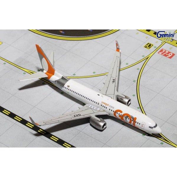 Gemini Jets B737-800W GOL new livery PR-GZX 1:400