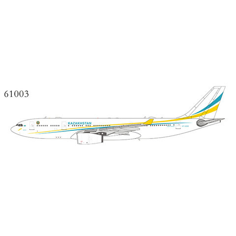 A330-200 Kazakhstan Government UP-A3001 1:400