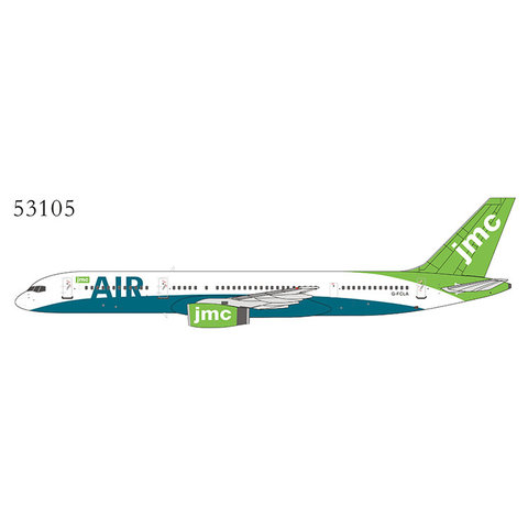 B757-200 JMC Air G-FCLA  1:400