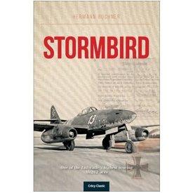 Crecy Publishing Stormbird: Luftwaffe's Highest Scoring Me262 Aces SC