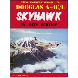 Naval Fighters Douglas A4C/L Skyhawk in Navy Service: NF#109 SC