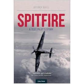 Crecy Publishing Spitfire: A Test Pilot's Story softcover