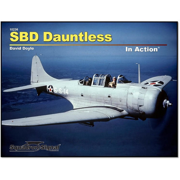 Squadron SBD Dauntless: In Action #236 softcover