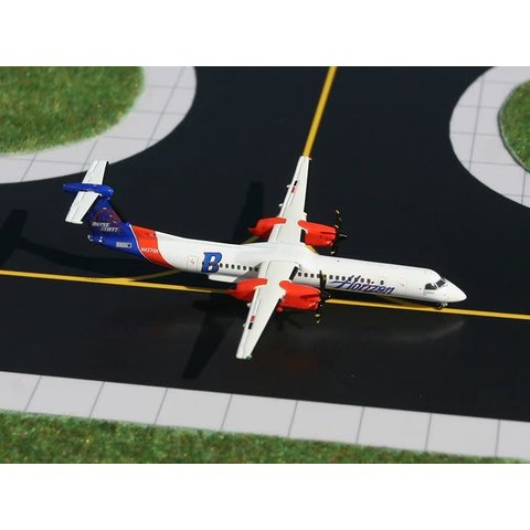 Dash8 Q400 Horizon Boise State Broncos 1:400